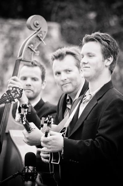 Jeff, Mark & John Harman