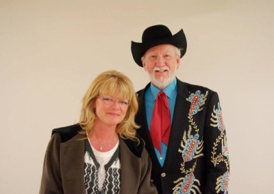 Stacy with Doyle Lawson